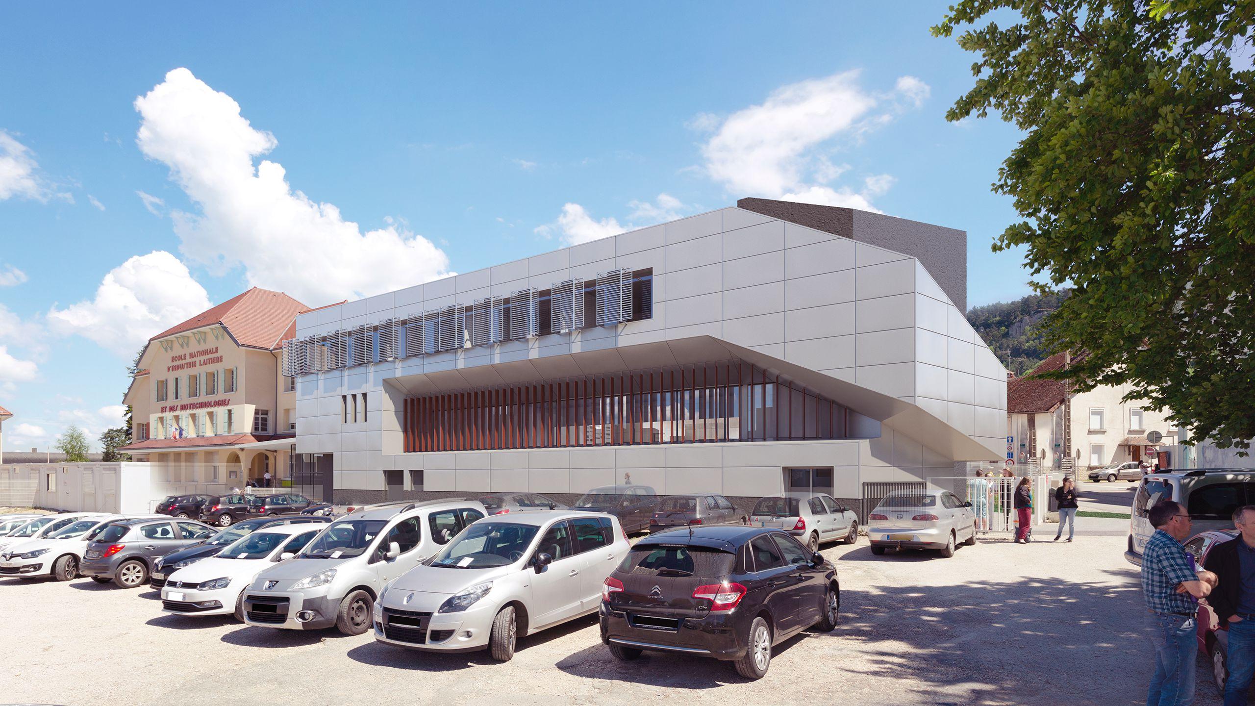 Ecole Nationale de l'Industrie du Lait